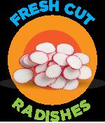 fresh-cut-radishes