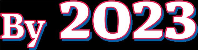 By 2023